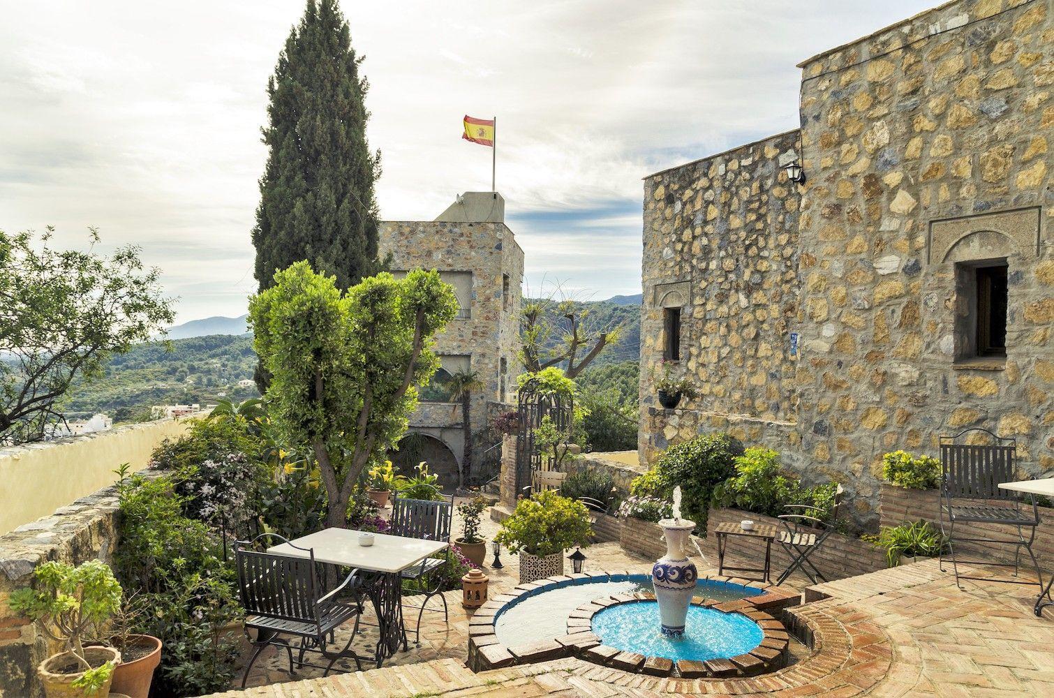 7 hoteles únicos en Andalucia