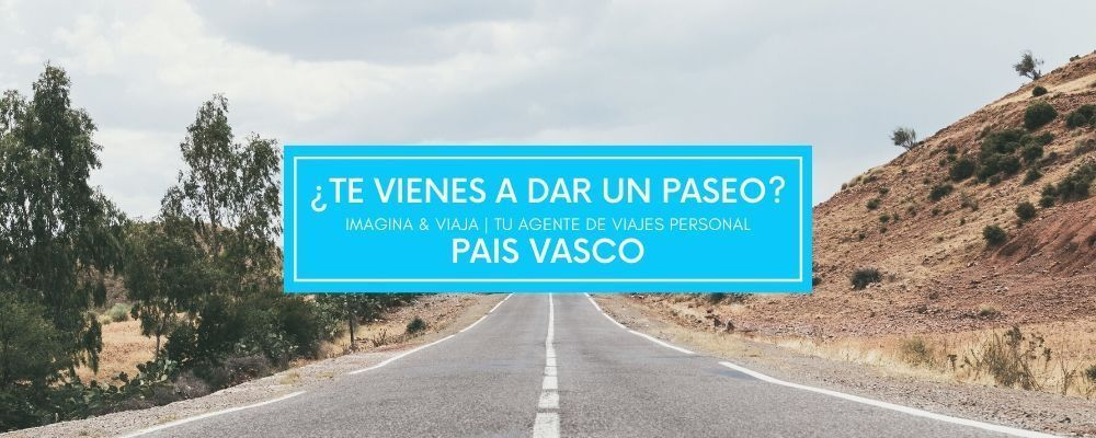 de paseo por País Vasco