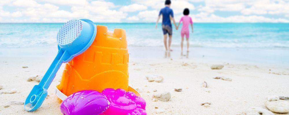 las mejores playas para ir con niños en málaga