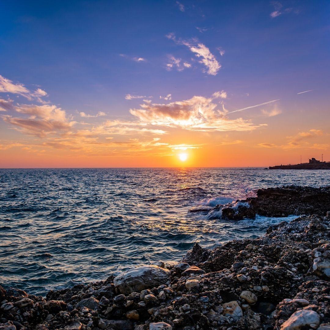 puestas de sol mas romanticas de malaga