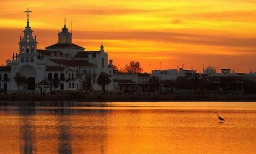 las puestas de sol más bonitas de Huelva