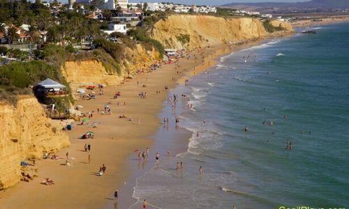 playas de cadiz para ir con tus niños
