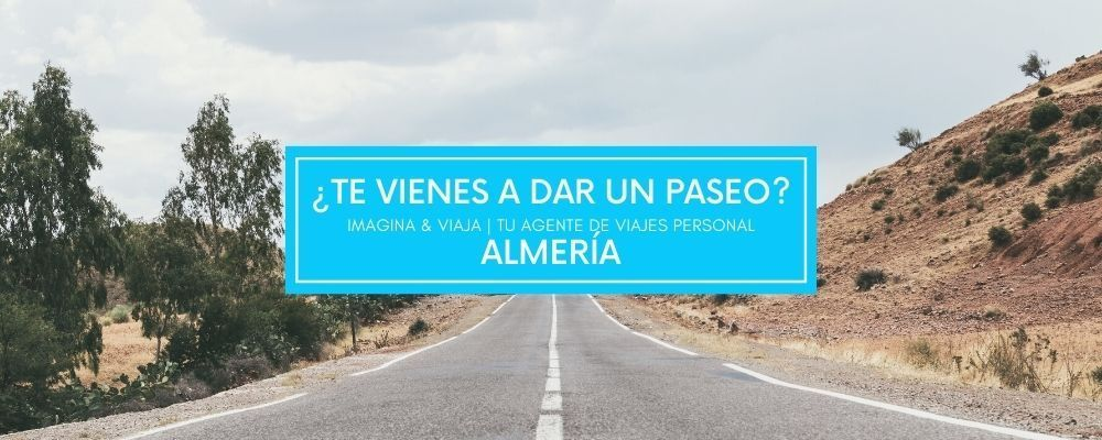 de paseo por almeria