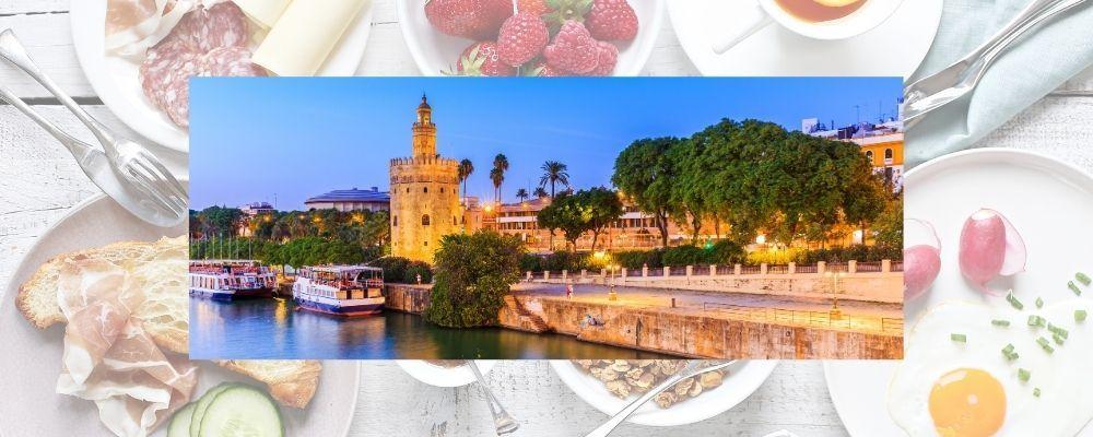 9 planes para comer con niños en Sevilla