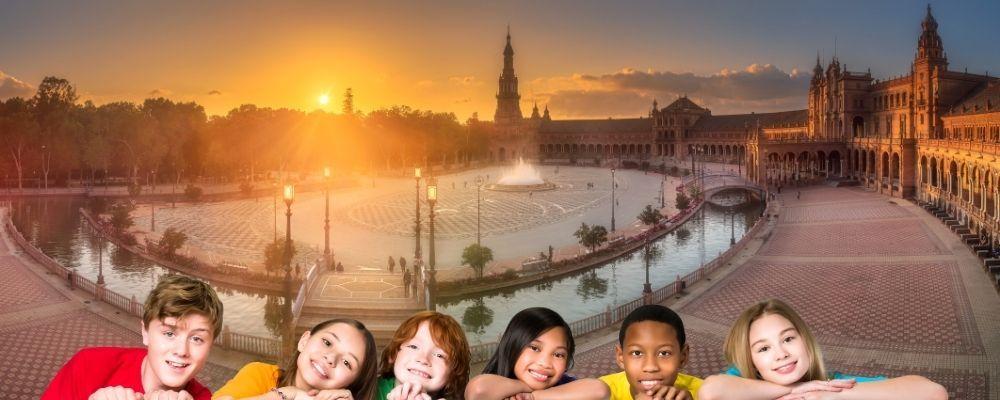 12 excursiones en Sevilla con niños
