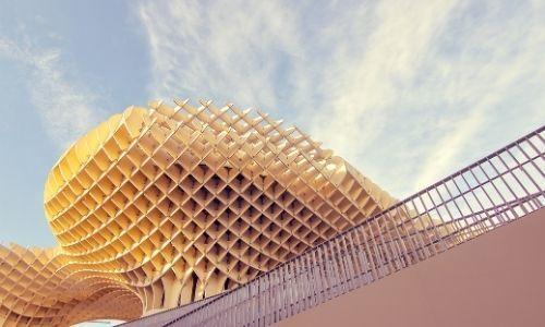 Imagina & Viaja. Metroparasol Sevilla