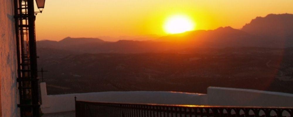 Las 10 puestas de sol más bonitas de Córdoba.